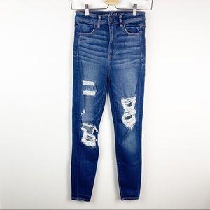American Eagle Highest Rise Jegging Jeans 4
